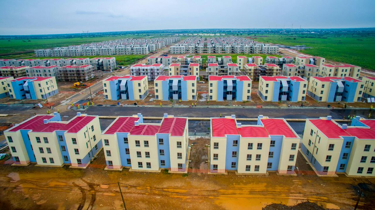 CONSTRUCTION OF SAGLEMI AFFORDABLE HOUSES