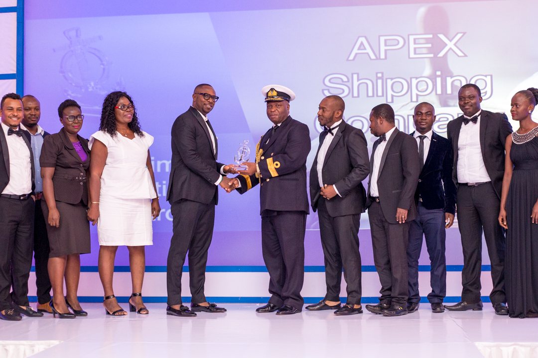 25 COMPANIES HONOURED AT MARITIME AND SHIPPING AWARDS